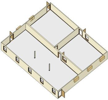 modular building for church classrooms - click picture to see larger version